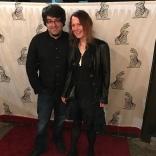 Birgit Straehle and Luis Antonio Fraire