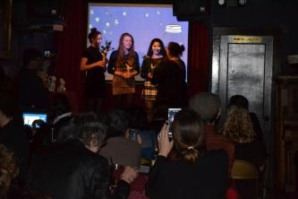 Julie, Lori, & Fay - Tiny Trees Prize