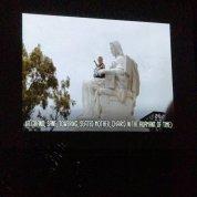 H Paul Moon Screen Premiere of America by Walt Whitman