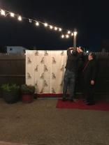 Bill & Tony make red carpet magic