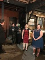 Many hugs - Gary Hoare, Karen Garrabrant, Missy Mitchell, and Heather MacPherson