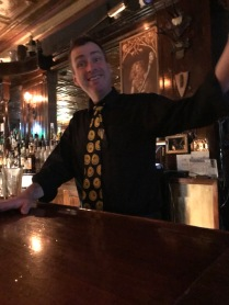 Sean - part of the fantastic staff at Nick's!