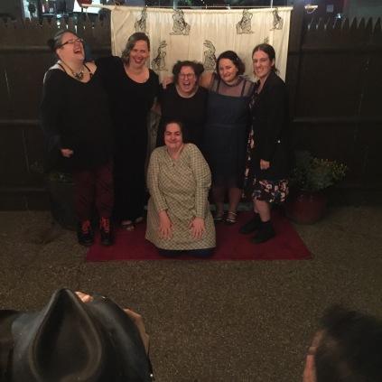 Ahakti Women's Writing Group