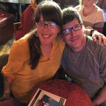 Summi & Bill at the matinee - WAM REPRESENT \o/